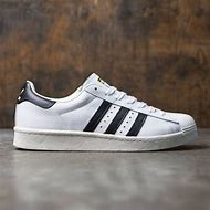 Adidas Superstar White Black Gold