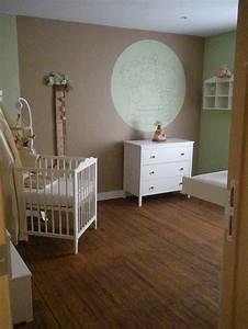 deco chambre bebe peinture With peinture pour chambre bebe