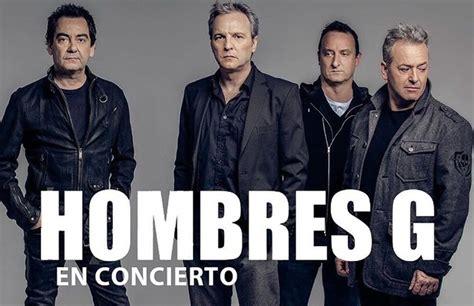 Hombres G Y Nacha Pop El 2 De Junio En Murcia