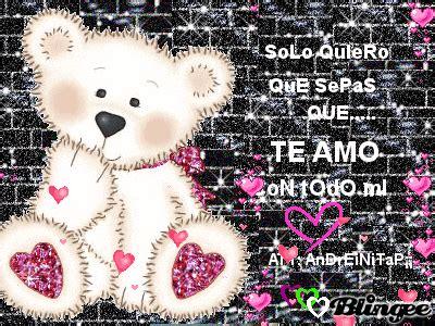 Imagenes Tiernas Animadas De Amor Con Frases Romanticas En