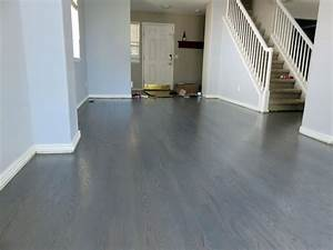 1000+ images about Stained Gray Red Oak Wood Flooring on