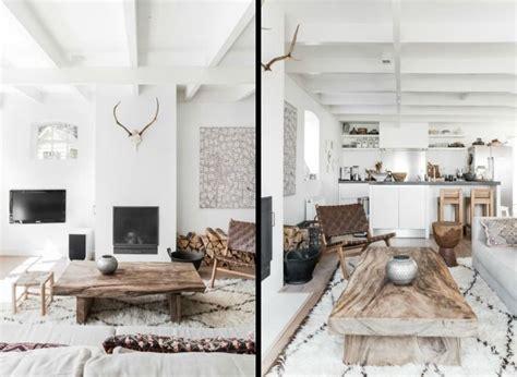 deco salon blanc pour une atmosphere accueillante  idees