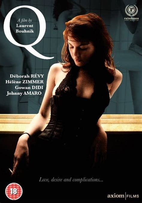 q 2011 laurent bouhnik online last night watched french movie called q directed by