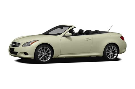 2009 Infiniti G37 Convertible Specs, Safety Rating & Mpg