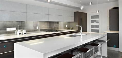 Kitchen Backsplash Ideas Houzz - 90th ave edmonton modern truly open concept contemporary kitchen edmonton by pedini