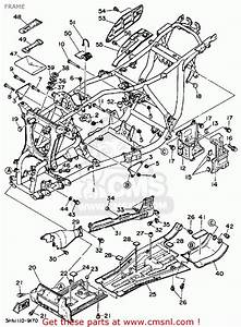 Wiring Diagram  31 Yamaha Big Bear 400 Parts Diagram