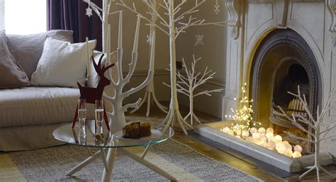 let there be light stylish christmas decorating with