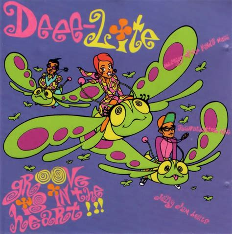 """groove Is In The Heart"", Deee-lite"