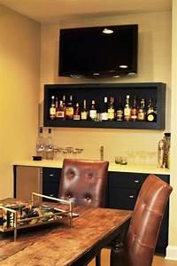 Wohnzimmer Mit Bar : bartresen f r zuhause mixen sie gern getr nke ~ Michelbontemps.com Haus und Dekorationen
