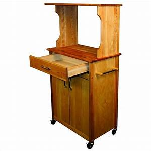 Catskill Craftsmen Microwave Cart - 51526