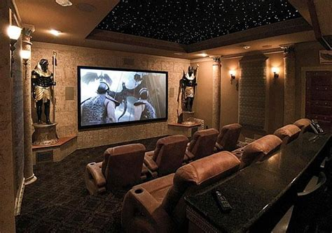 Home Movie Theaters  Sound & Vision