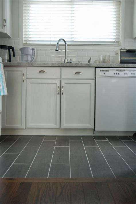 gloss kitchen tiles kitchen flooring cork laminate wood look gray tile floor 6275