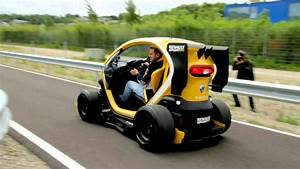 Garage Renault Boulogne : sebastian vettel and twizy renault sport f1 auto photo news ~ Gottalentnigeria.com Avis de Voitures