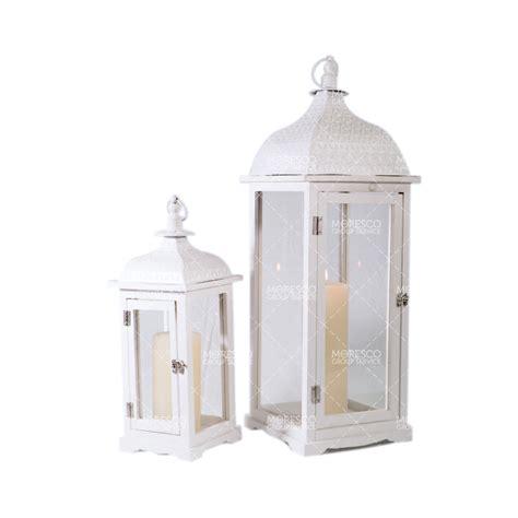 Lanterne A Candela by Lanterne A Coppia Con Candela Moresco Service