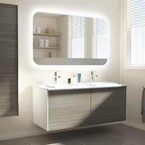 meuble de salle de bains ideal standard idealsmart With meuble de salle de bain le roy merlin