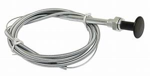 Genuine Empi 62 U0026quot  Manual Choke Cable  36m  Epc 38