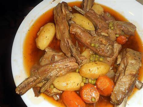 cuisiner le collier d agneau les meilleures recettes de selle d 39 agneau en cocotte