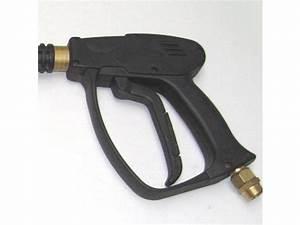 Pistolet Nettoyeur Haute Pression : pistolet lance mitra haute pression jet variable ~ Dailycaller-alerts.com Idées de Décoration