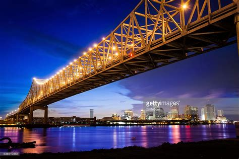 New Orleans Images New Orleans Skyline At Louisiana Usa Stock Photo