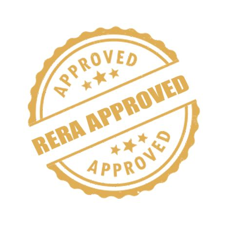 rera logo png  transparent background