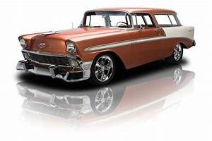 134461 1956 Chevrolet Bel Air Rk Motors Classic Cars For Sale