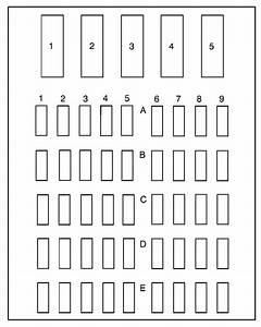 31 2000 Pontiac Bonneville Fuse Box Diagram