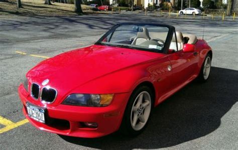 Sell Used 1997 Bmw Z3 Roadster Convertible 2-door 2.8l In