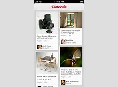 Pinterest App Can Now Edit Pins, Manage Comments iClarified