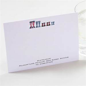 personalised welly boot correspondence cards by this is With correspondence labels