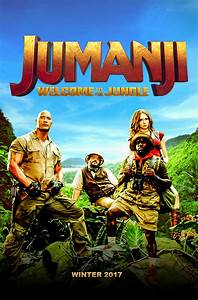 Jumanji 2 : Welcome To The Jungle 2017 by edaba7 on DeviantArt