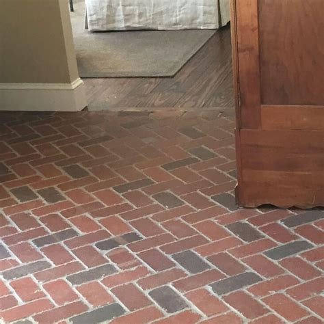 brick paver kitchen floor thin brick tile flooring brick paver tiles 4888