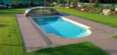 Swimmingpool Luxus Im Eigenen Garten by Die Besten Ideen F 252 R Swimmingpool Garten Beste