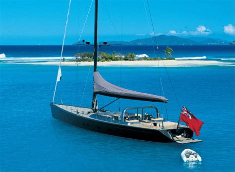 Fast Cruising Boats by Fast Cruising Sailboat Luxury Sailing Yacht Deck