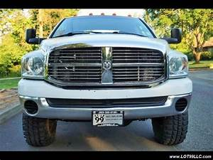 Used 2007 Dodge Ram 2500 4x4 Long Bed 6 Speed Manual Tuned
