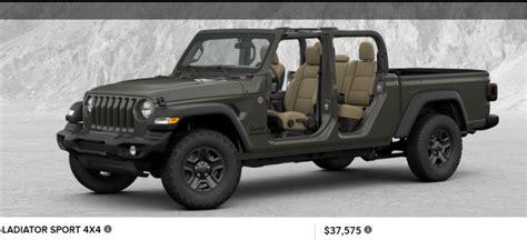 vwvortexcom jeep gladiator pickup