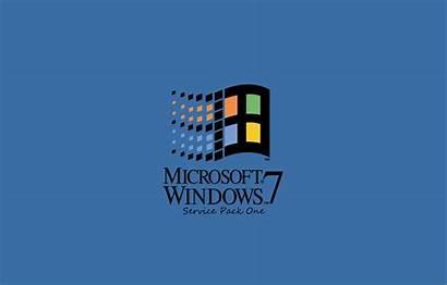 Windows Retro 95 Classic Microsoft Desktop Tech