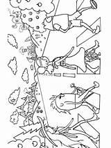 Coloring Cartoon Network Pages Amelia Bedelia Printable Colors Bright Getcolorings Cartoons Print sketch template