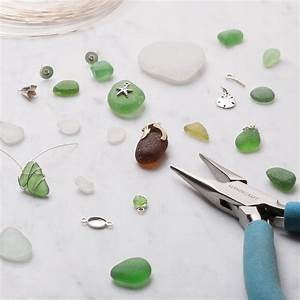 Sea, Glass, Jewellery, Making, Projects, For, Beginners