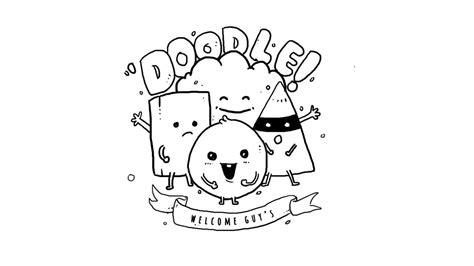 doodles  beginners   draw  doodle art