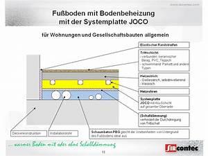 Estrichaufbau Mit Fußbodenheizung : print sircontec fu b den ~ Michelbontemps.com Haus und Dekorationen