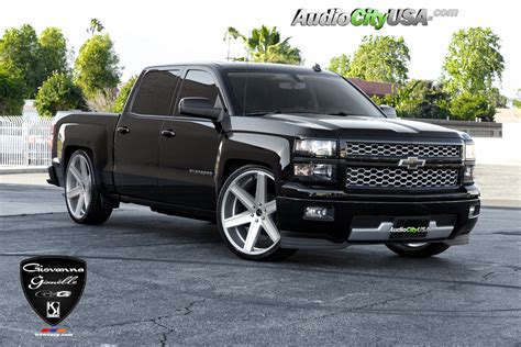 chevrolet silverado giovanna dramuno  giovanna luxury wheels