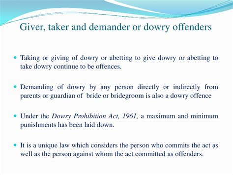 dowry definition family law dowry