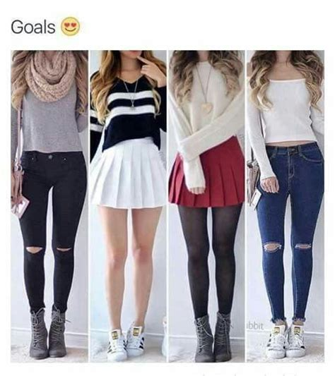 Highschool back to school shopping cute outfits | NEW | Pinterest | School Shopping and School ...