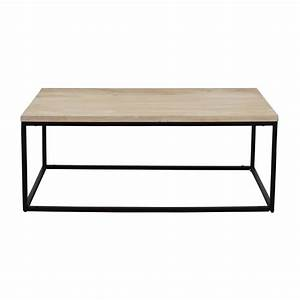 king size frame buy With west elm white coffee table