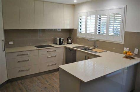 Kitchen Island Trolley Brisbane by U Shaped Kitchen Designs U Shape Gallery Kitchens Brisbane