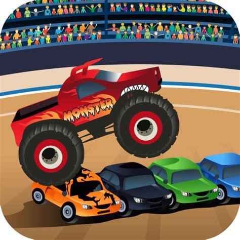 monster truck games video amazon com monster trucks game for kids appstore for android