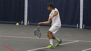 Tennis teams face Connecticut College on senior day   The ...