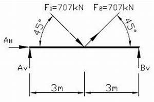 Auflagerreaktionen Berechnen : maschinenbau statik statik aufgabe 2 auflagerreaktionen berechnen ~ Themetempest.com Abrechnung