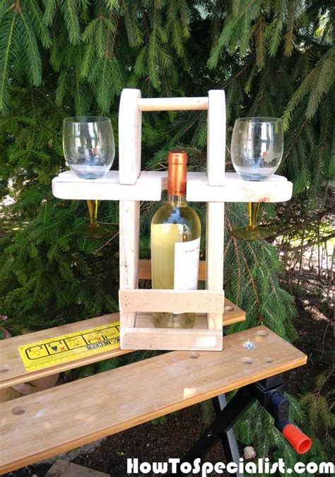 diy picnic caddy myoutdoorplans  woodworking plans