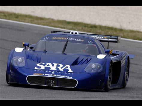 Maserati Mc12 Racing Picture 38224 Maserati Photo